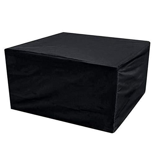 SODIAL Nuevo 210D Oxford Muebles Cubierta a Prueba de Polvo para Silla de Mesa de RatáN Sofá Impermeable JardíN de Lluvia Patio Exterior Funda Protectora M