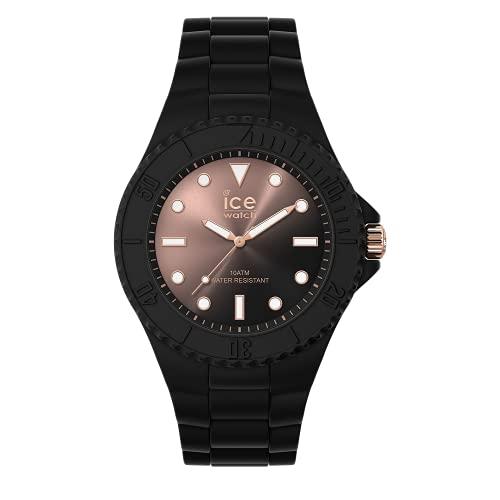Ice-Watch - ICE generation Sunset black - Reloj negro para Mujer con Correa de silicona - 019157 (Medio)