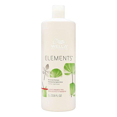 Wella Elements Renewing Shampoo 33.8 oz (1 Liter)