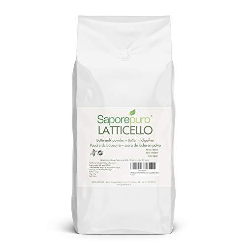 Latticello in polvere, 1000 GR, ideale per Gelati e prodotti da forno