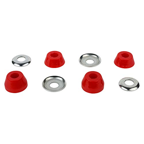 INDEPENDENT Lenkgummis Standard Conical 88A Soft (red)