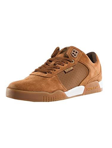 Supra Men's Ellington Shoes,9,Brown - Gum