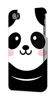 R2662 Cute Panda Cartoon Case Cover For IPHONE 5C