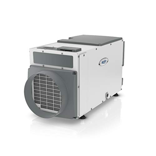 Aprilaire - 1850Z 1850 Pro Dehumidifier, 95 Pint Commercial Dehumidifier for Crawl Spaces,...