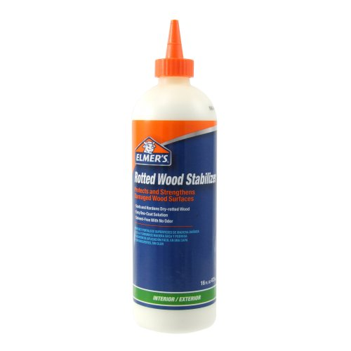 ELMERS Rotted Wood Stabilizer 16 Oz (E760Q)
