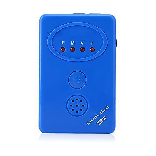 Bettnässen Enuresis Urin Bettnässen Alarm, 3-in-1-Multimode-Enuresis-Alarm Sensor für Adult und Baby sowie für alte Menschen und Patienten. Verhindert Enuresis mit hoher Empfindlichkeitssicherheit