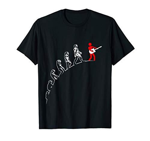 Akustikgitarre Gitarre Gitarrist T-Shirt