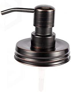 Best bronze soap dispenser replacement pump Reviews