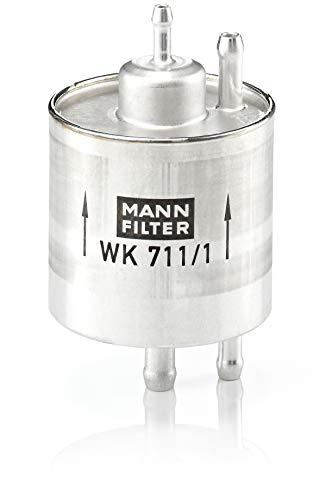 Original MANN-FILTER WK 711/1 - Kraftstoffwechselfilter - für PKW