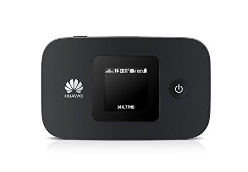 Huawei E5377s 32Mobiler WLAN Hotspot 150Mbps 4G LTE Schwarz schwarz 2GB EE SIM Card