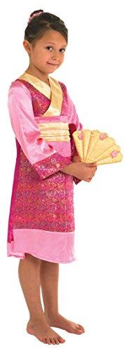 Rubie's Officieel oosters prinsessenkostuum voor kinderen, maat M