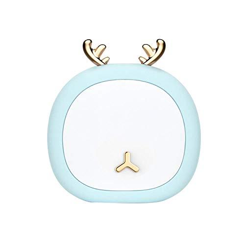 Flexibele leeslamp op de nek, elektrisch nachtlampje, warmwit, oplaadbare spaarlamp voor bedlampje, bedlampje van silicone voor kinderen, bedlampje nee.