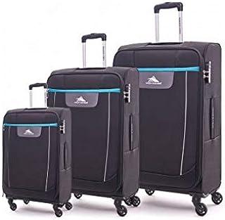 مجموعة حقائب سفر بعجلات من كاميليان، 3 قطع، للجنسين