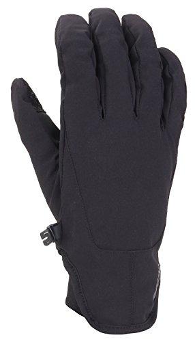 Gordini Men's Men's Glide Insulated Gloves, Black, X-Large