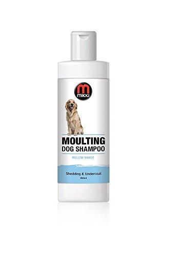Mikki Moulting Dog Shampoo, 250 ml, Mellow Mango