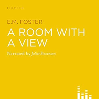 Room With a View audiobook cover art