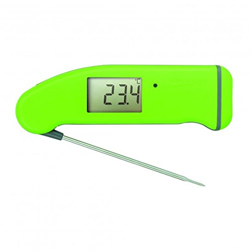 ETI Superfast Thermapen ® Mk 4 Thermometer - grün l Digitales Grill und Braten Thermomether