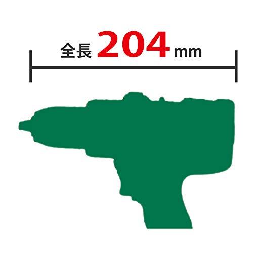 HiKOKI『36V振動ドライバードリル(DV36DA)』