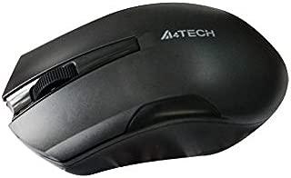 A4 Tech G3-200N, Kablosuz V-Track Optik 2.0 Fare, Siyah