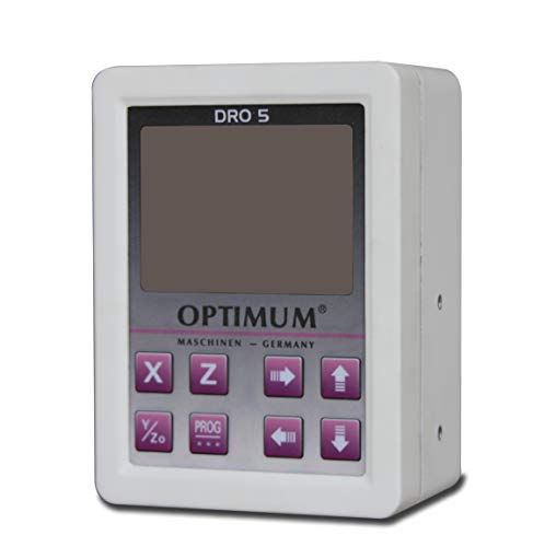 Optimum 3383975 Optimum Modell DRO 5 Digitale Positionsanzeige