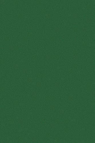 Selbstklebende Rückseite, A4 Blatt Samt Velours Craft DC Fix Vinyl Aufkleber grün