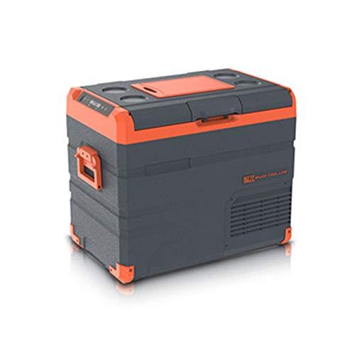 Refrigerador De Automóvil, Camión De Refrigeración De Compresor, Hogar, Batería De Litio Enchufable De Doble Uso, Refrigerador Pequeño, Silencioso Y De Bajo Ruido