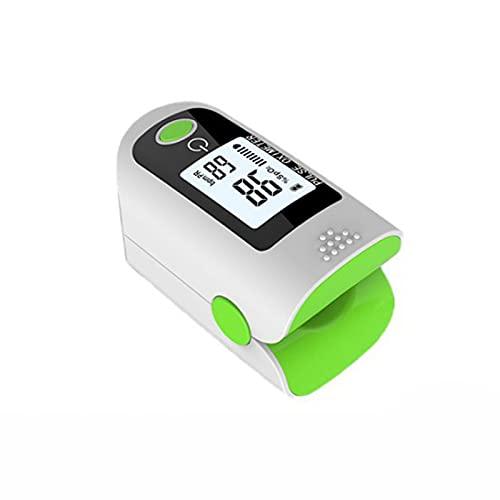 BMDHA Pulsioximetro, MultifuncióN Oximetro PortáTil, Oximetro Dedo DeteccióN RáPida SaturacióN De OxíGeno En Sangre Y Monitor De Frecuencia CardíAca