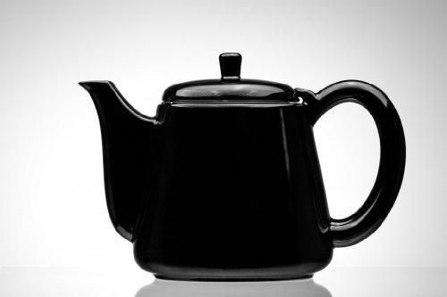 Joe Sowden Teekanne, 1,2 l, Schwarz