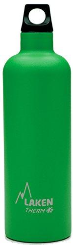 Laken Futura Thermo, Borraccia, Verde (Green), 750 ml