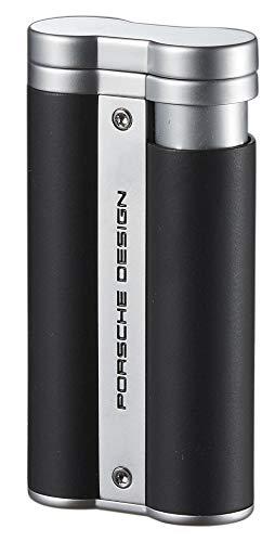 Porsche Design Selter Flower Torch Jet Flame Cigar Lighter (Matte Black)