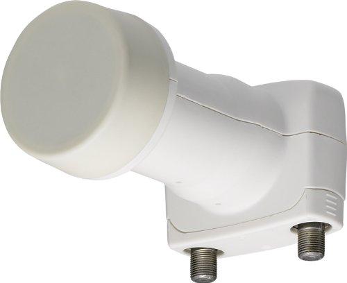 Maximum XO-Line 12 - Convertidor de señal satélite LNB doble