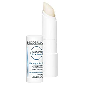 Bioderma – Atoderm – Lip Stick – Hydrating, Soothing and Renewing Lip Stick – for Dry Lips – net wt.0.14 oz.