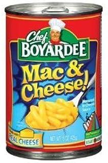 Chef Boyardee Mac & Cheese 15oz (Pack of 12)