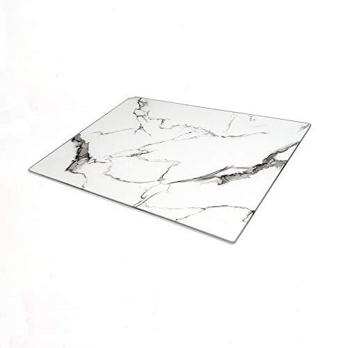 U HOME Decorative Square Marble Cutting Board