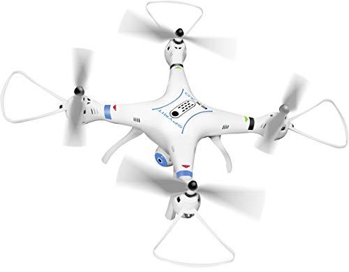 T2M Spyrit Ex 3.0 Quadrocopter RtF Einsteiger, First Person View, Kameraflug
