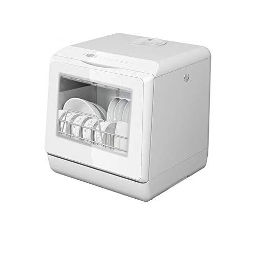 CLING Tischgeschirrspüler,6 Geschirrsets Sind Leicht Zu Waschen, 5 Waschmodi, Spülmaschine