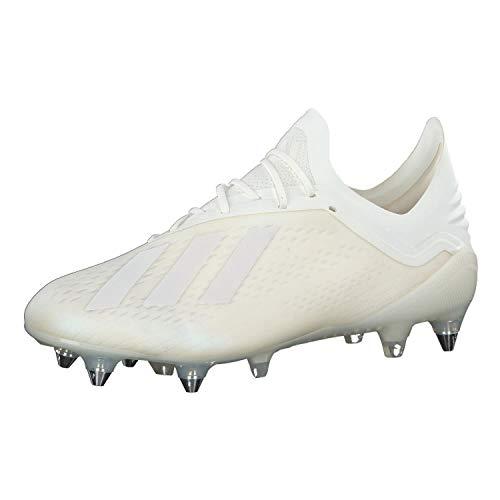 adidas X 18.1 SG, Botas de fútbol Hombre, Multicolor (Casbla/Ftwbla/Negbás 0), 39 1/3 EU