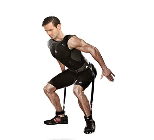 MICHEALWU Vertical Jump Trainer Leg Strength Basketball Volleyball Football Tennis Leg Agility Training