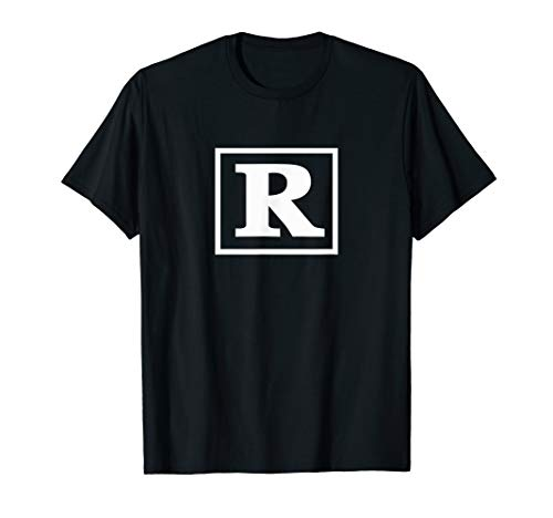 Rated R | Funny motion picture for movie lovers movie quotes T-Shirt