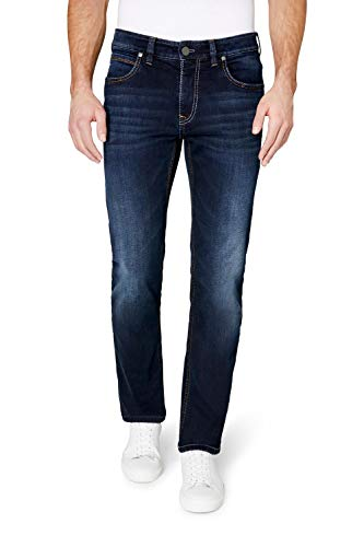 Atelier GARDEUR Herren Batu Comfort Stretch Jeans, Rinse 169, 36W / 32L