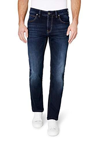 Atelier GARDEUR Herren Jeans Hose BATU-2 71001, Größe:W40/L30, Farbe:169 Rinse Blue Black