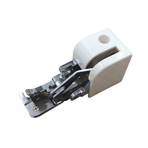 Depory Accesorio prensatelas con Cortador de Recortes de Puntos overlock para máquina de Coser doméstica