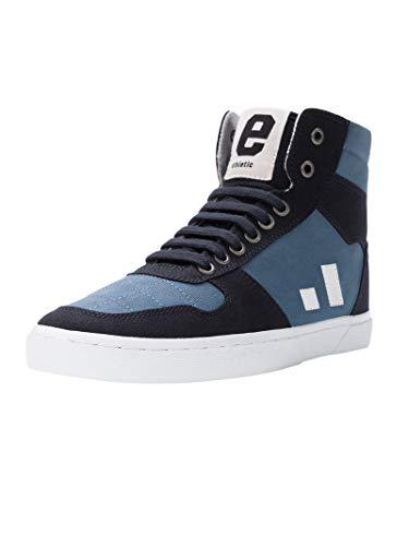 Ethletic Unisex Sneaker Hi Fair Sneaker Hiro II Workers Blue 44 Fair   Vegan   Nachhaltig