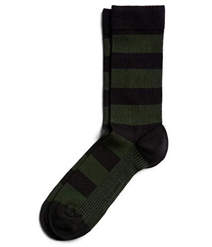 Bjorn Borg Herren Ankle Lässige Socken, Schwarze Schönheit, 41-45