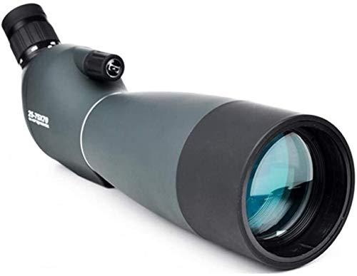 HLD Spotting Scope 20-60x80 Impermeabile Birdwatching monoculare Fogproof & Impermeabile telescopio HD for Il Bird Watching/Caccia/Camping/Viaggi/Escursioni