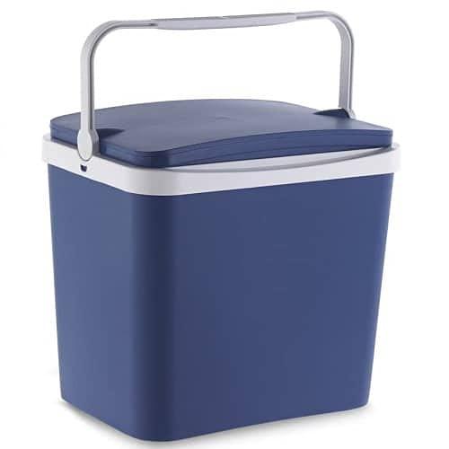 CABLEPELADO Nevera portatil 42 litros Azul