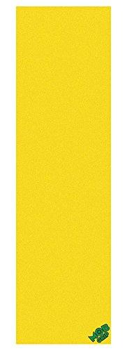 "mob Grip Skateboard Griptape Standard Yellow 9"""