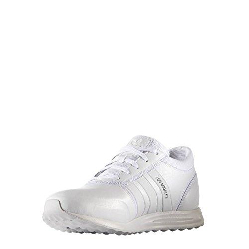 adidas Originals Hombre de los angeles Low Top, weiß/ weiß, 37 1/3