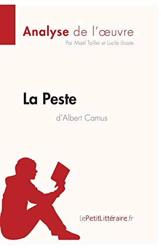 Analyse : La Peste d'Albert Camus (analyse complète de l'oeuvre et résumé): Résumé complet et analyse détaillée de l'oeuvre [Lingua francese]: Comprendre la littérature avec lePetitLittéraire.fr