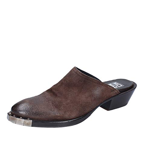 MOMA sandalen Damen wildleder braun 37 EU